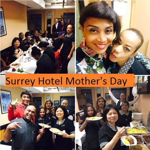 Surrey Mother's day
