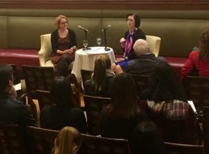 Brooke's interview with Dr. Minnaert of NYU's School of Professional Studies - Tisch Center for Hospitality and Tourism.